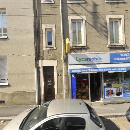 Pham Thi-Thanh - Bureau de tabac - Nantes