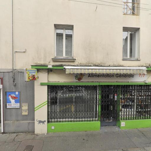 Becheker Dahboucha - Alimentation générale - Nantes