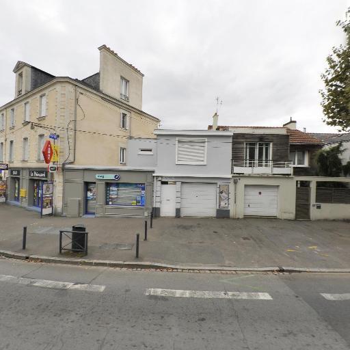 Le Poincaré - Bureau de tabac - Nantes