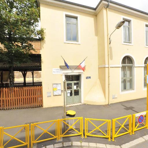 Ecole primaire Marc Chagall - École primaire publique - Mâcon