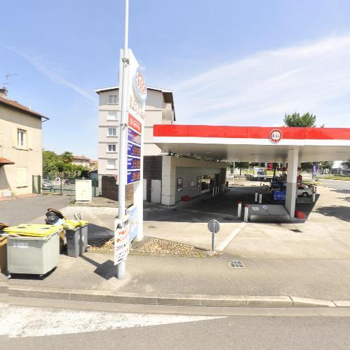 Station Esso Express CERTAS ENERGY FRANCE - Station-service - Villefranche-sur-Saône
