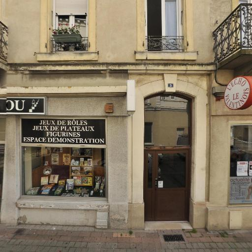 La Diagonale Du Fou - Jouets et jeux - Valence