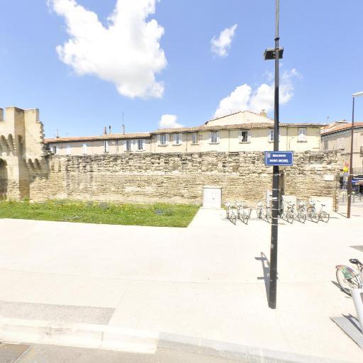 Station vélos Limbert - Vélos en libre-service - Avignon