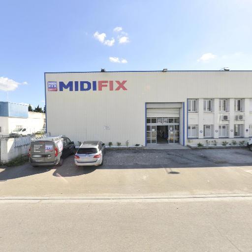 Midifix SARL - Matériaux de construction - Avignon