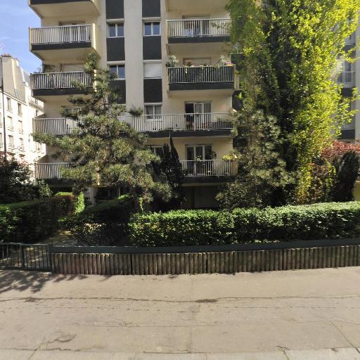 Résidence appartement La Sablière CASVP - Maison de retraite et foyer-logement publics - Paris