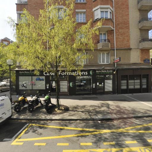 Caser Formations - Auto-école - Paris