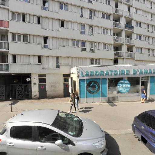 Stp 24 - Location d'automobiles avec chauffeur - Paris