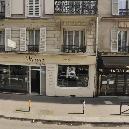 Miroir - Coiffeur - Paris