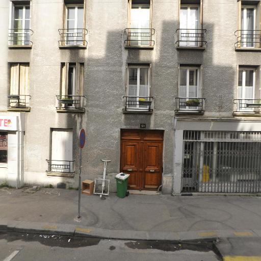Guenin Aurelie - Orthophoniste - Paris