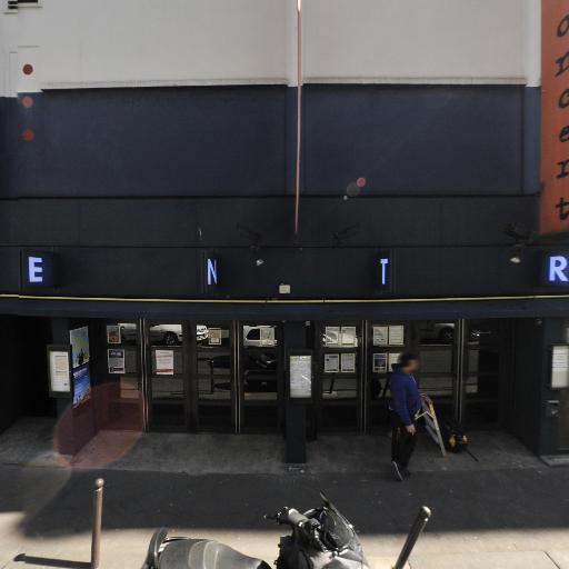 L'Entrepot - Cinéma - Paris