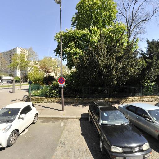 Square du Cardinal Verdier - Parc, jardin à visiter - Paris