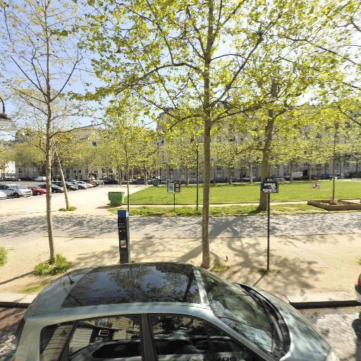 Jardin De L'unesco - Parc et zone de jeu - Paris