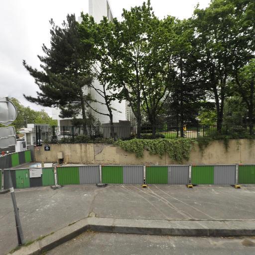 Station Vélib' Cauchy - Cévennes - Vélos en libre-service - Paris