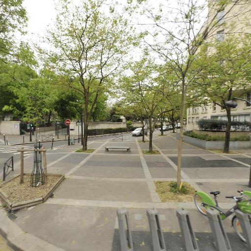 Station Vélib' Balard - Montagne de la Fage - Vélos en libre-service - Paris