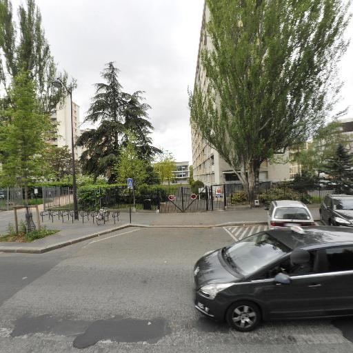 Jardin Saïda - Parc, jardin à visiter - Paris