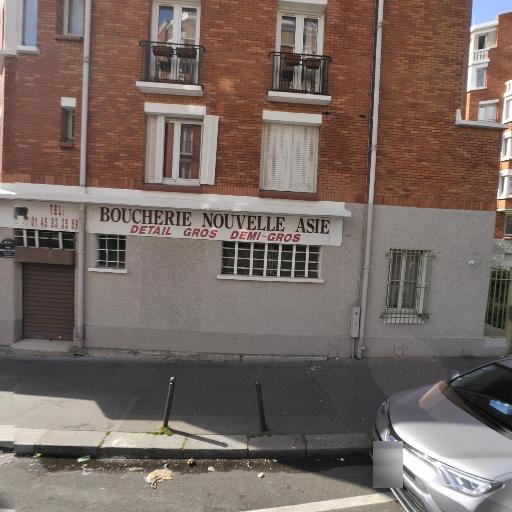 Mr-mme Boussiengue Daniel Et Pauline - Concessionnaire automobile - Paris