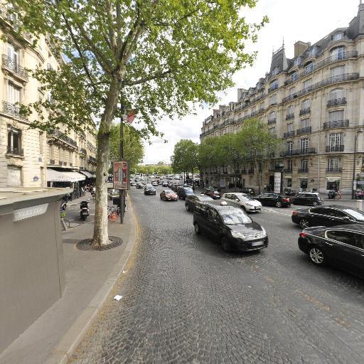 Station Vélib' Marceau - Président Wilson - Vélos en libre-service - Paris