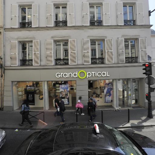 Opticien GrandOptical Paris Amsterdam - Opticien - Paris