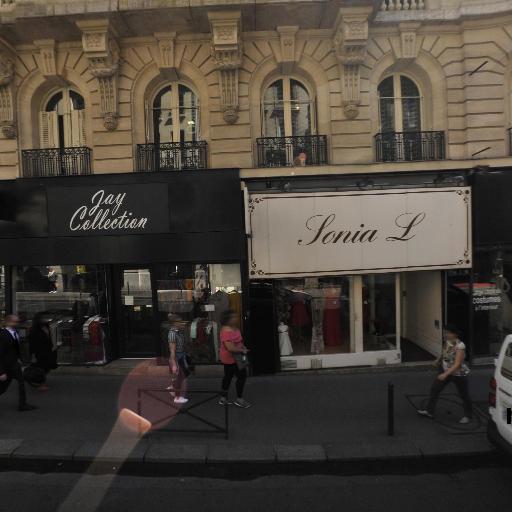 Crystal's - Robes de mariées - Paris