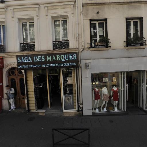 Stock Griffes Nogent - Fabrication de vêtements - Paris