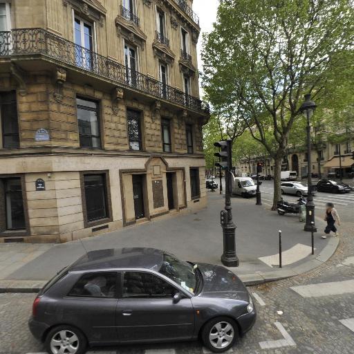 Station Vélib' Monceau - Malesherbes - Vélos en libre-service - Paris