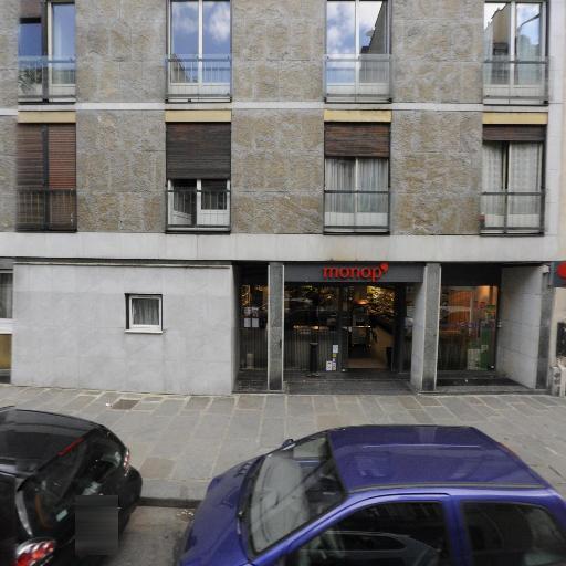 Monop - Supermarché, hypermarché - Paris