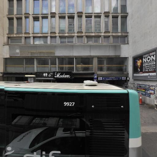 Alvarez Ludovic - Création de sites internet et hébergement - Paris