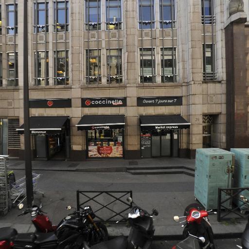 Diagonal - Alimentation générale - Paris