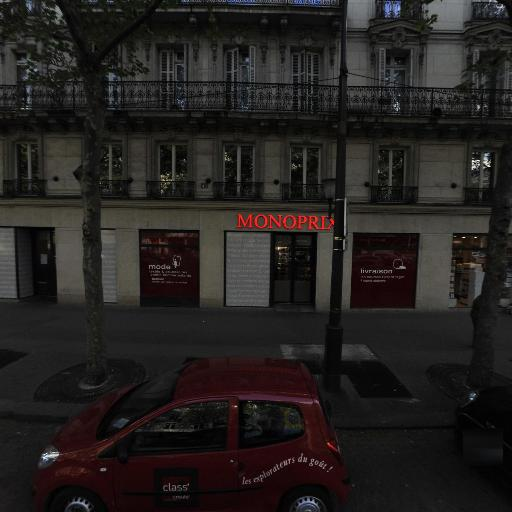 Consortium Publicitaire Européen - Vente en ligne et par correspondance - Paris
