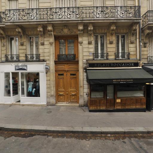 Le Boccador SOPRANO - Restaurant - Paris