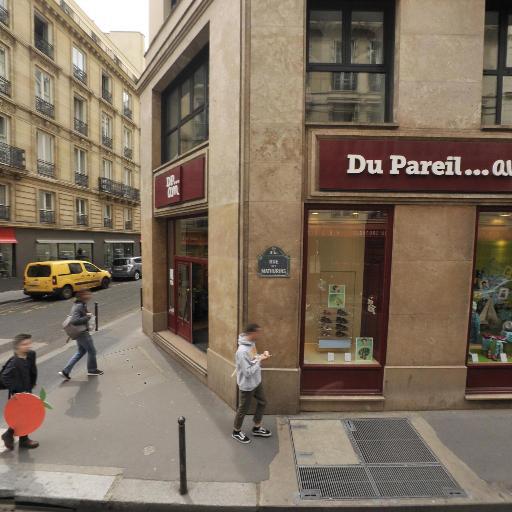 Des Robert François - Conseil en organisation et gestion - Paris