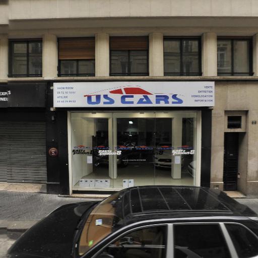 First Stop - Garage automobile - Paris