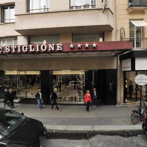 Hôtel De Castiglione - Restaurant - Paris