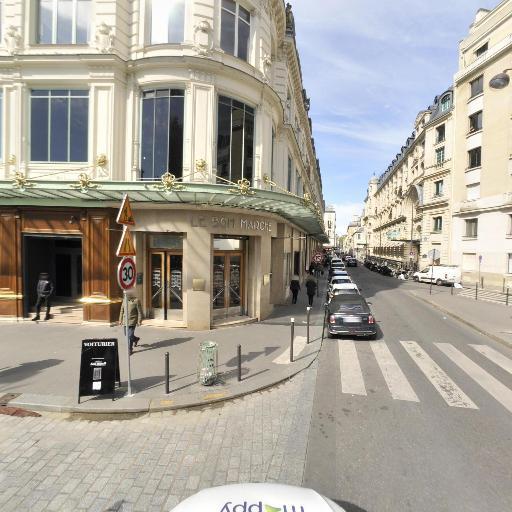 Sèvres Babylone - Parking public - Paris