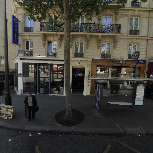 Hotel Plaza Elysées - Restaurant - Paris