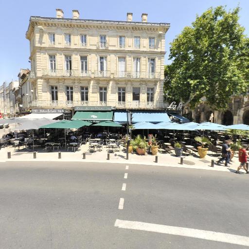 Grand Cafe de la Bourse - Café bar - Nîmes