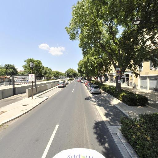 Parking Q-Park Jean Jaurès - Parking public - Nîmes