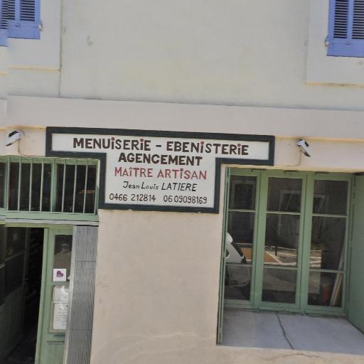 Latiere Jean Louis - Entreprise de menuiserie - Nîmes