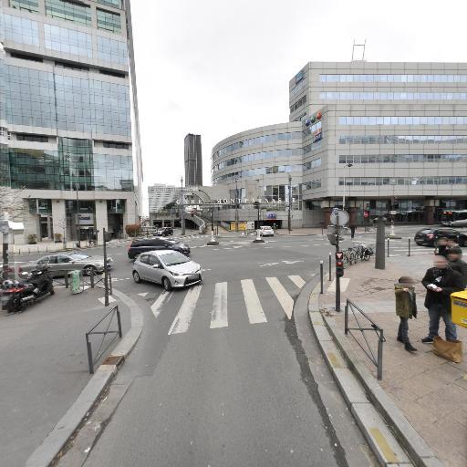 Station Vélib' Pasteur - Cotentin - Vélos en libre-service - Paris