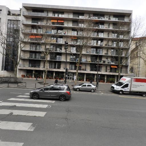 Résidence services Maine CASVP - Maison de retraite et foyer-logement publics - Paris