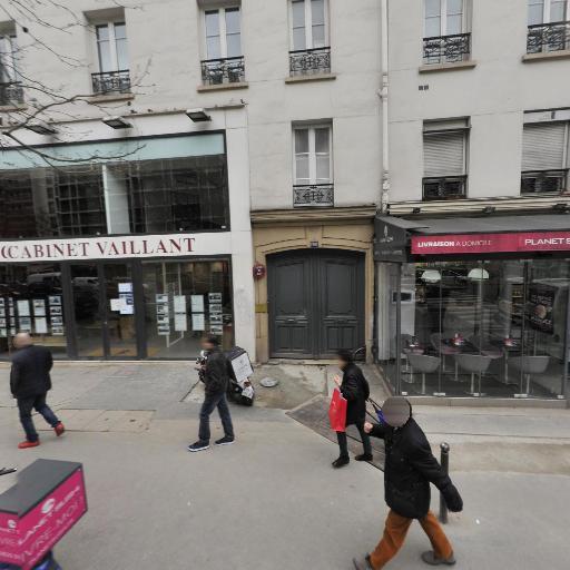 Cabinet Vaillant - Agence immobilière - Paris