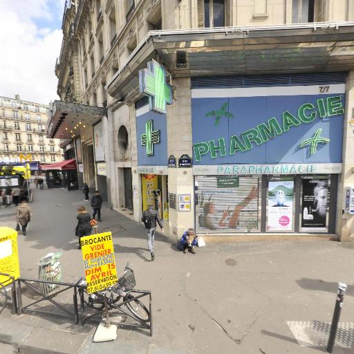Pharmacie Montparnasse - Pharmacie - Paris