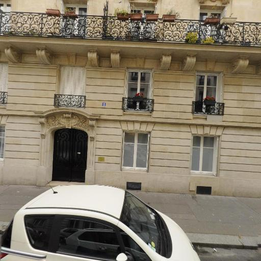 Gillonne De Haut De Sigy - Masseur kinésithérapeute - Paris