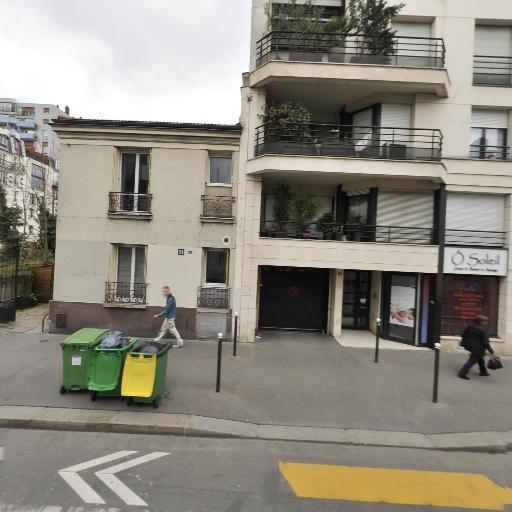 Lefaudeux François - Bureau d'études - Paris