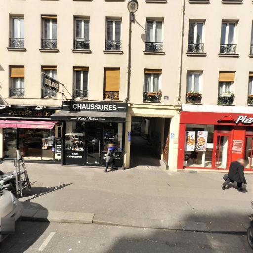 La Truffe Noire - Boulangerie pâtisserie - Paris