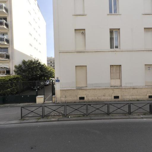 E.M.PU VAUGIRARD 149 bis rue de Vaugirard - École maternelle publique - Paris
