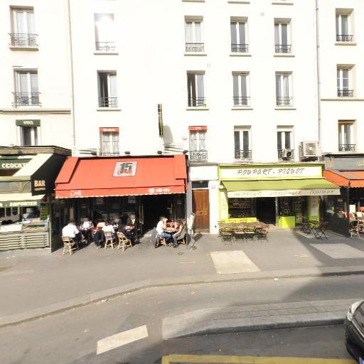 Poupart Piquot - Boulangerie pâtisserie - Paris