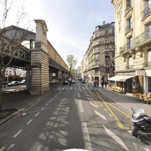 Square Garibaldi - Parc, jardin à visiter - Paris