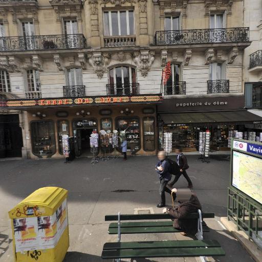 Van Effenterre Aude Marie Sandrine - Médecin psychiatre - Paris