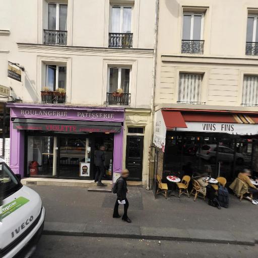 Violette - Boulangerie pâtisserie - Paris